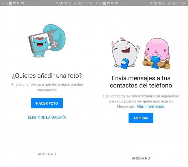 Imagen - ¿Se puede usar Facebook Messenger sin tener perfil en Facebook?