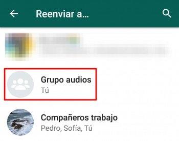 Imagen - Cómo escuchar un audio de WhatsApp sin que salga el doble check azul en ese momento