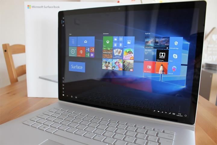 Imagen - Review: Surface Book 2, el potente 2 en 1 de Microsoft llega España