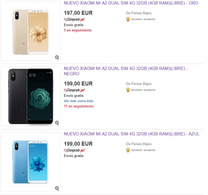Imagen - Dónde comprar el Xiaomi Mi A2