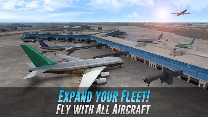 Imagen - Descarga Airline Commander, un espectacular simulador de aviones para iOS y Android