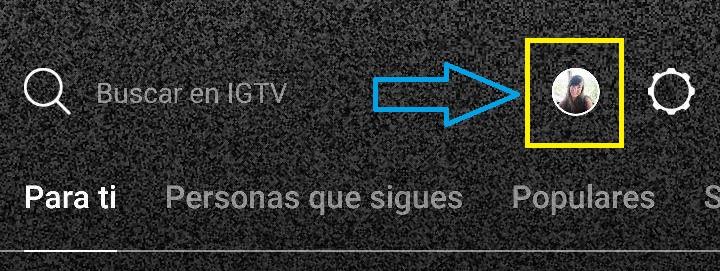 Imagen - Cómo ver las estadísticas de un vídeo de IGTV