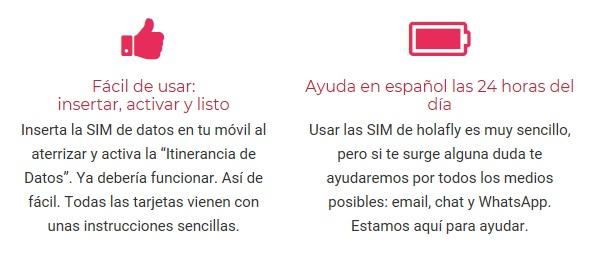 Imagen - Holafly, consigue una SIM para tener Internet cuando viajes