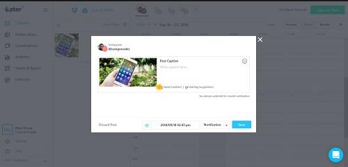 Imagen - Cómo programar fotos en Instagram con Later