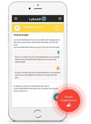 Imagen - Lybandi, la app para quejarse de las empresas de luz, gas y telecomunicaciones
