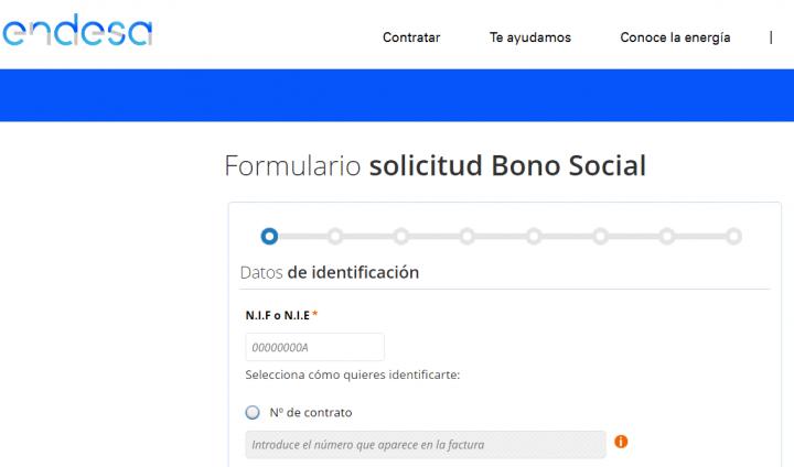 Imagen - Cómo solicitar el Bono Social de Electricidad online
