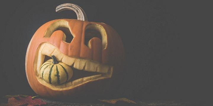 7 webs donde encontrar recetas para Halloween