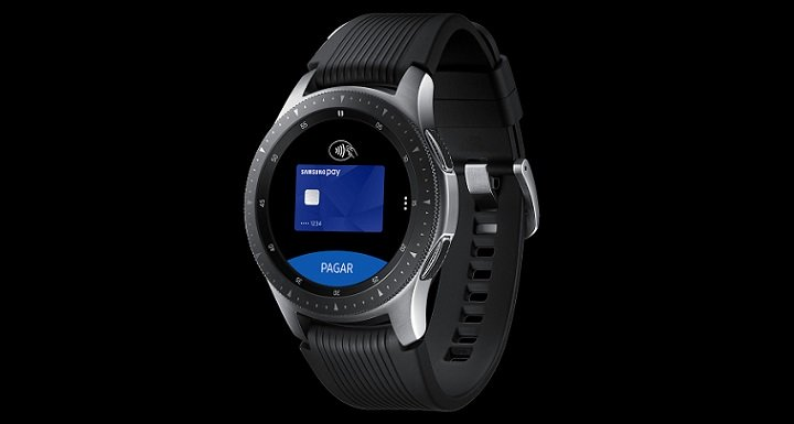 Samsung Pay ya está disponible en los Galaxy Watch en España