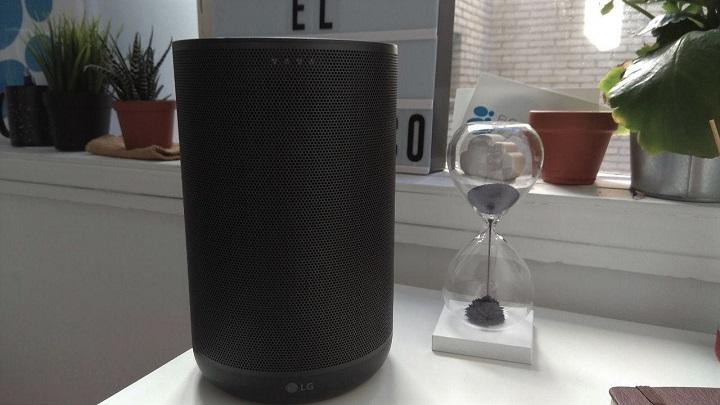 Imagen - Review: LG ThinQ WK7, potencia sonora en un altavoz con Google Assistant