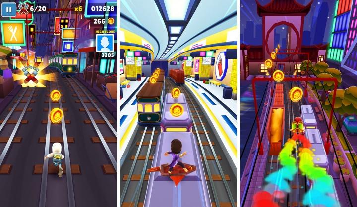 Imagen - Descarga Subway Surfers, un divertido juego de delincuentes juveniles