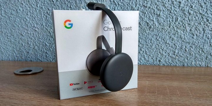 Review: Google Chromecast (2018), o cómo dotar de inteligencia a tu televisor en 5 minutos