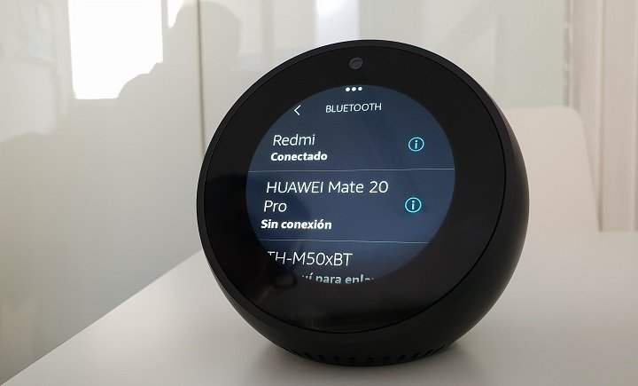 Imagen - Review: Amazon Echo Spot, el tándem de asistente virtual con pantalla que funciona
