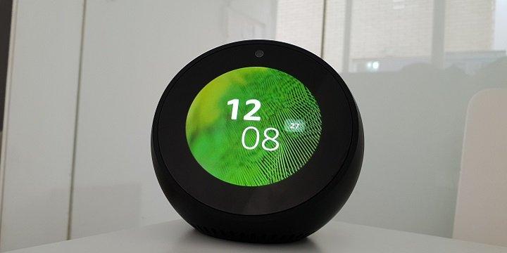 Review: Amazon Echo Spot, el tándem de asistente virtual con pantalla que funciona