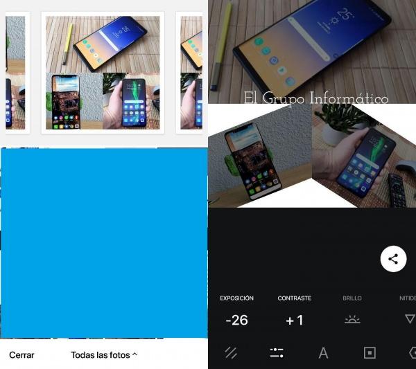 Imagen - Instasize, edita fotos fácilmente en iOS y Android