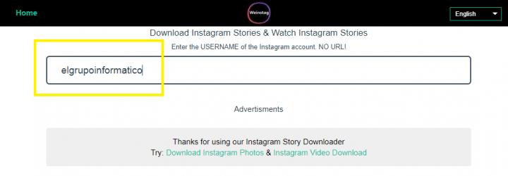Imagen - Cómo ver Instagram Stories sin tener cuenta en Instagram