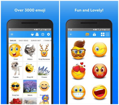 Imagen - Elite Emoji, emojis para expresar emociones e ideas en chats