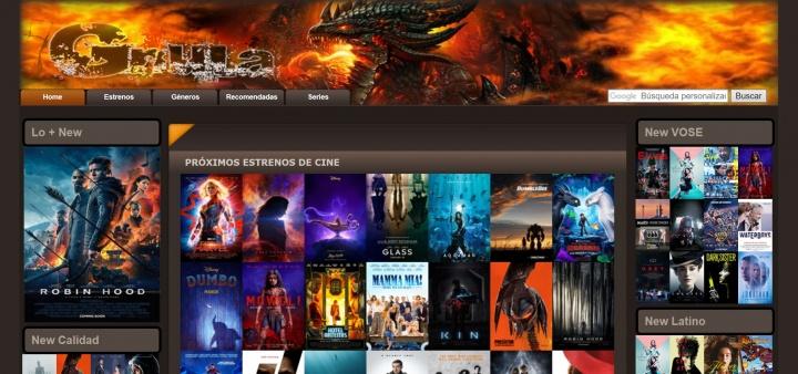 Imagen - Series G Nula, es una web para ver online y descargar series sin cortes