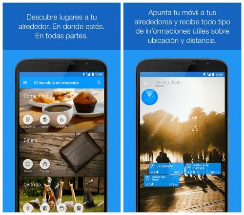Imagen - Descarga El mundo a mi alrededor (WAM), una app para viajeros, turistas y locales