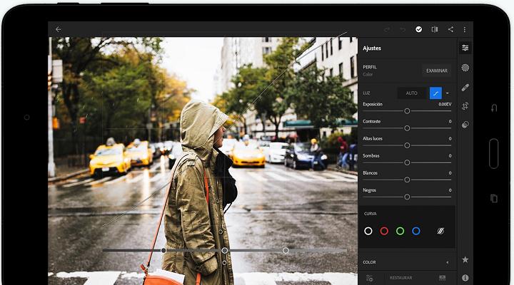 Imagen - Descarga Adobe Photoshop Lightroom CC para el móvil