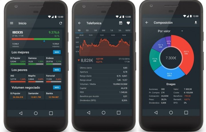 Imagen - 9 apps imprescindibles para invertir en bolsa