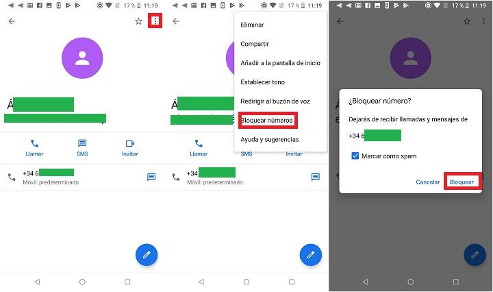 Imagen - Cómo bloquear mensajes SMS