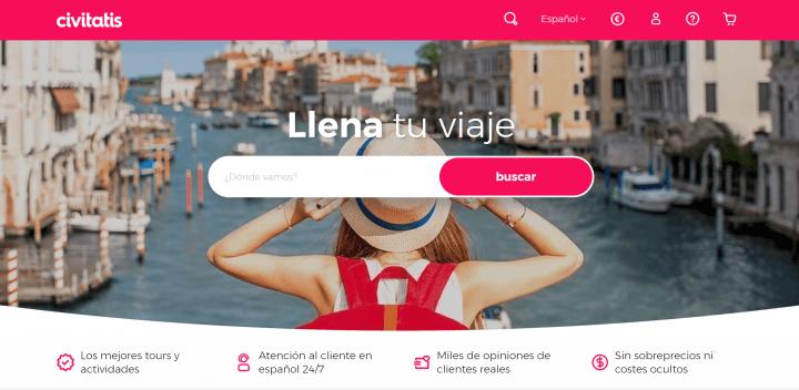 Imagen - Descarga Civitatis, la app que ofrece visitas guiadas, actividades y excursiones