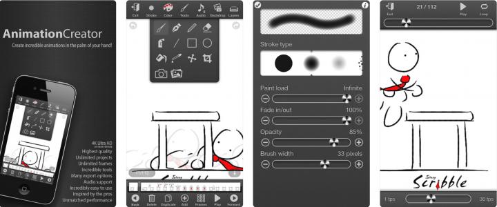 Imagen - 7 apps para crear animaciones