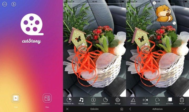 Imagen - CutStory, una app para cortar vídeos para Instagram Stories