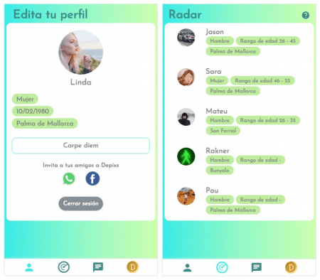 Imagen - Depixs, la red social con un juego de despixelación de fotos de perfil