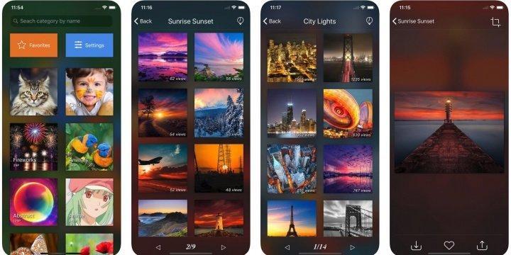 Imagen - 10 apps para cambiar el fondo de pantalla del móvil automáticamente
