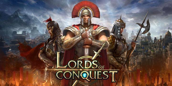 Descarga Lords of Conquest y construye tu imperio