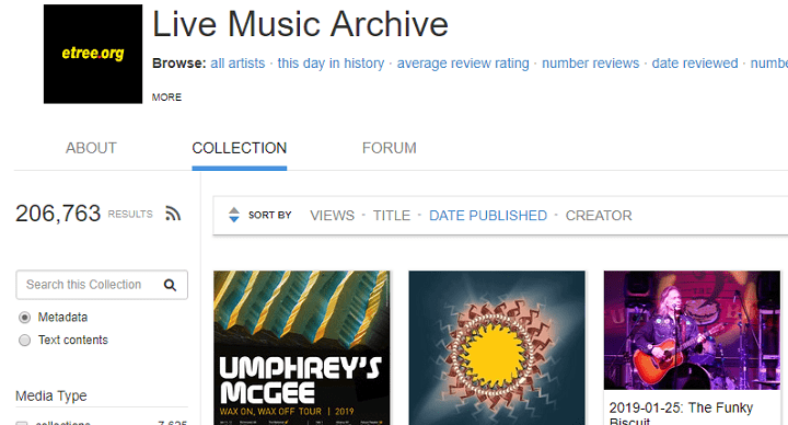 Imagen - 9 webs para descargar música gratis y legal