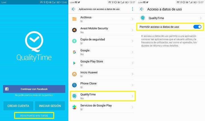 Imagen - QualityTime, la app para controlar el uso del smartphone