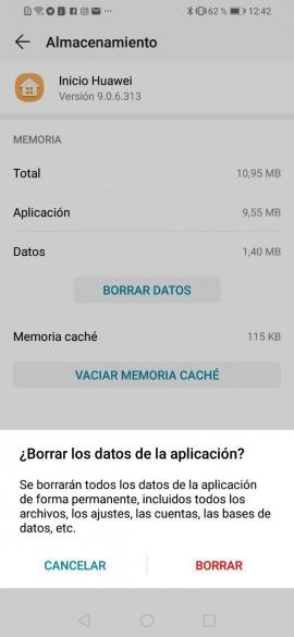 Imagen - Cómo solucionar los problemas de memoria RAM con Android Pie y EMUI 9