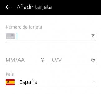 Imagen - Cómo pedir un Uber al aeropuerto de Madrid