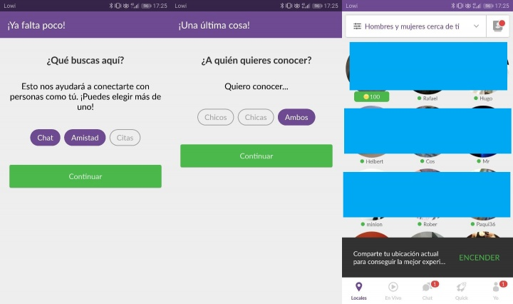 Imagen - Descarga MeetMe, la app de chat para hacer nuevos amigos