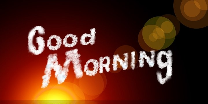 Imagen - 15 GIFs para dar los buenos días