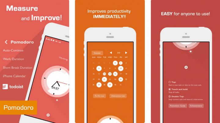 Imagen - 7 apps para usar Pomodoro