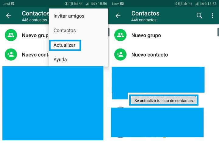 Imagen - ¿Por qué WhatsApp no me deja guardar un contacto?