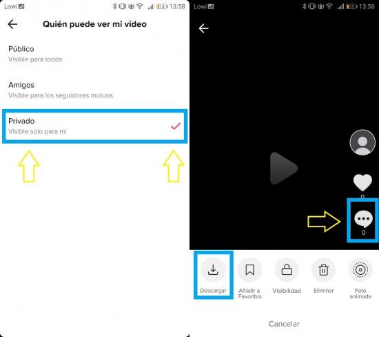 Imagen - Cómo cortar un vídeo en TikTok