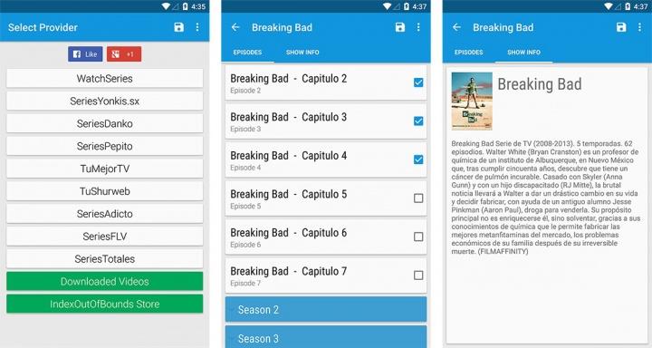 Imagen - SeriesDroid, descarga la app para ver series y películas en Android