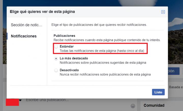 Imagen - Cómo activar las notificaciones en Instagram, Facebook y Twitter