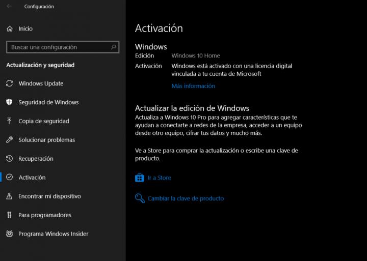 """Imagen - ¿Qué es el mensaje """"Activa Windows, ve a ajustes para activar Windows""""?"""