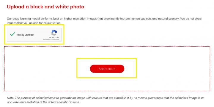 Imagen - Cómo colorear fotos en blanco y negro
