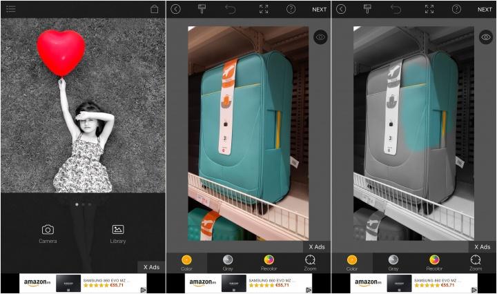 Imagen - Cómo crear fotos con zonas en color y en blanco y negro