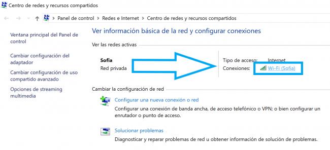 Imagen - Cómo recuperar la clave del WiFi con Windows 10