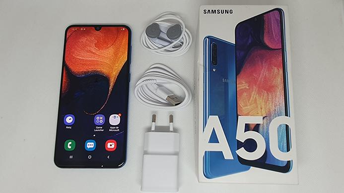 Imagen - Review: Samsung Galaxy A50, el teléfono que le faltaba a Samsung