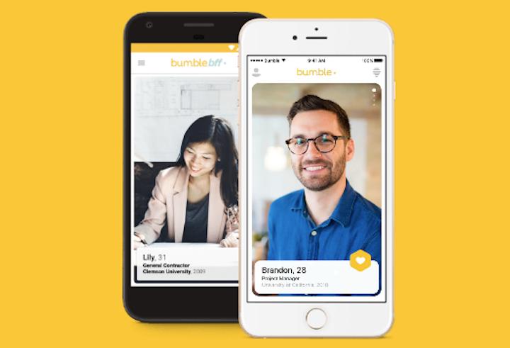 Imagen - Bumble, la alternativa a Tinder en la que debe ser ella la que da el primer paso