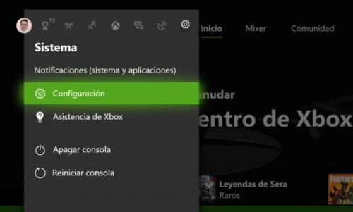 Imagen - Cómo usar ratón y teclado con Xbox One