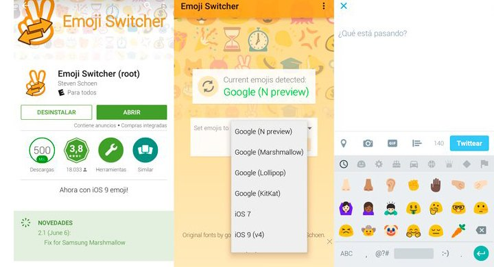 ▷ How to have the emojis of iPhone on Android - Apple Best Phone
